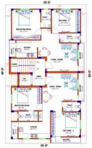 Project Image of 1079 - 1125 Sq.ft 2 BHK Apartment for buy in KSR Raj Paradise