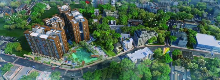 Project Image of 1008.0 - 1345.0 Sq.ft 3 BHK Apartment for buy in Merlin Urvan