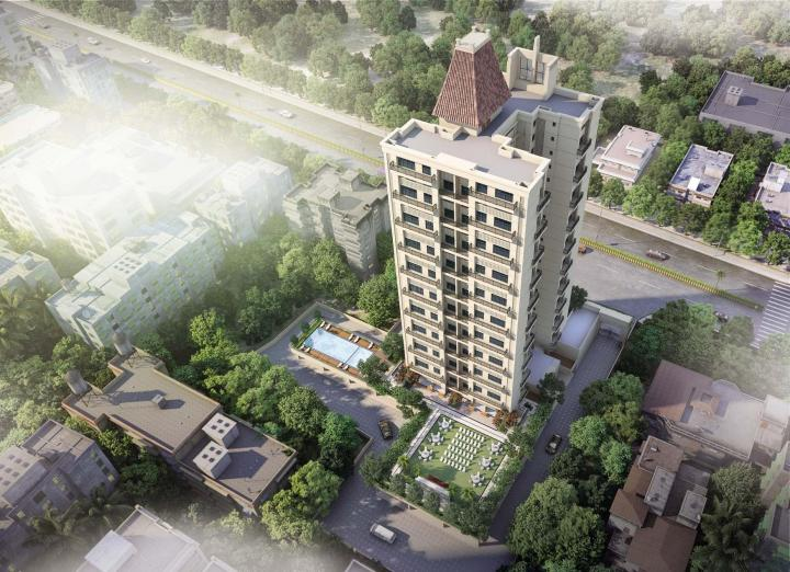 Project Image of 1650.0 - 2350.0 Sq.ft 3 BHK Apartment for buy in Paradise Sai Aaradhya