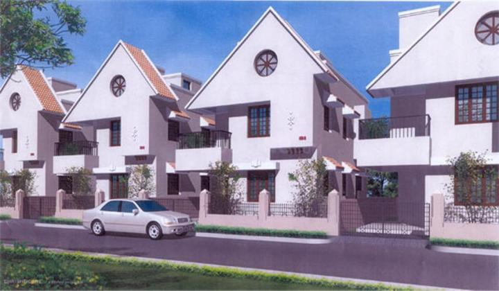 Project Image of 0 - 1674.0 Sq.ft 3 BHK Villa for buy in Southern Meadows Enclave