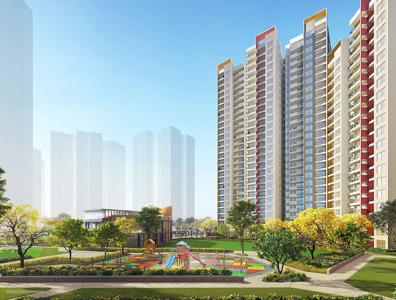 Project Image of 734.85 - 1128.06 Sq.ft 2 BHK Apartment for buy in Shapoorji Pallonji Joyville Gurugram II