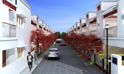 Project Image of 1390.0 - 1582.0 Sq.ft 3 BHK Villa for buy in MP Green County
