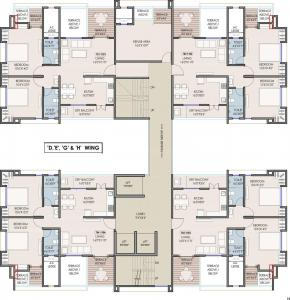 Project Image of 783 - 1519 Sq.ft 2 BHK Apartment for buy in Suyog Padmavati Hills
