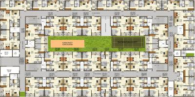 Gallery Cover Image of 506 Sq.ft 1 RK Apartment for buy in XS Real En Veedu, Perumanttunallur for 1496000