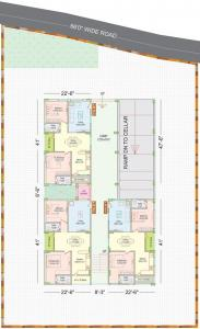 Project Image of 0 - 1155.0 Sq.ft 2 BHK Apartment for buy in APR Praveens Prime
