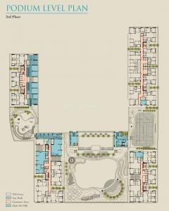 Gallery Cover Image of 2730 Sq.ft 3 BHK Apartment for buy in Ambuja Utalika Luxury Phase 4, Mukundapur for 18000000