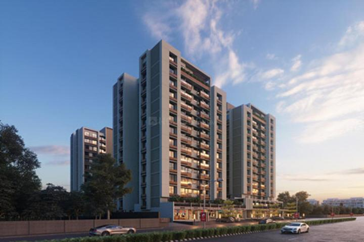 Project Image of 1200.0 - 1450.0 Sq.ft 2 BHK Apartment for buy in Kavisha Group Panorama