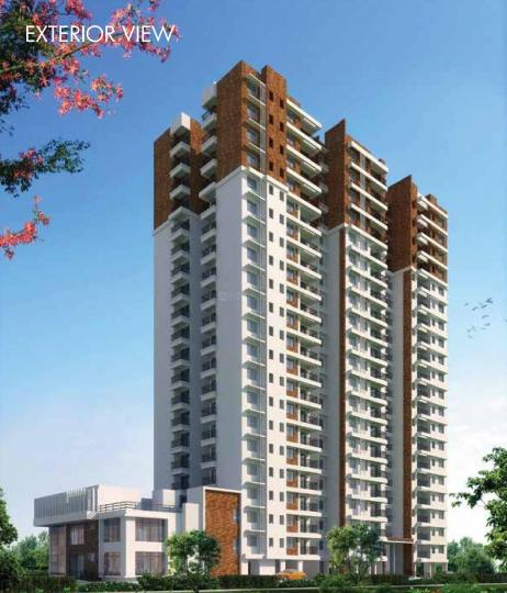 Project Image of 946.0 - 1129.0 Sq.ft 2.5 BHK Apartment for buy in Prestige Misty Waters Vista Tower
