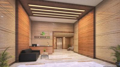 Project Image of 589 - 825 Sq.ft 2 BHK Apartment for buy in Palmtree Palm World One