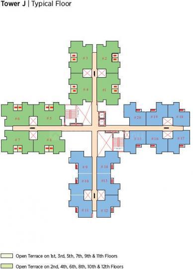 Project Image of 169.0 - 581.0 Sq.ft Studio Studio Apartment for buy in Eden Solaris City Serampore
