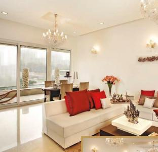 Gallery Cover Image of 1236 Sq.ft 2 BHK Apartment for rent in Park Elite Premium, Sector 84 for 10000