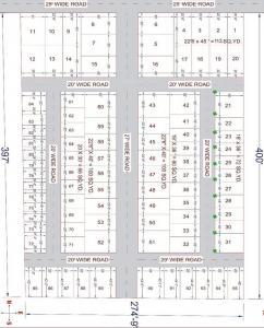 Project Image of 594.0 - 1800.0 Sq.ft Residential Plot Plot for buy in Satyam Krishna Vatika