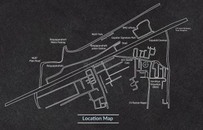 न्यू डायमेंशन्स ग्लेनडेल में खरीदने के लिए 0 - 1855.27 Sq.ft 3 BHK अपार्टमेंट प्रोजेक्ट  की तस्वीर