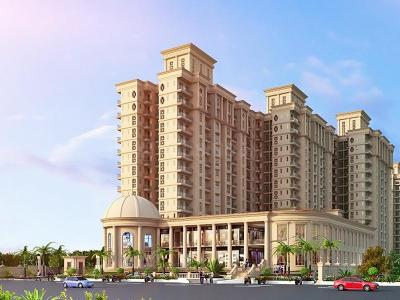 Project Image of 481.0 - 644.87 Sq.ft 1 BHK Apartment for buy in Signature The Serenas