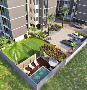 Gallery Cover Image of 1845 Sq.ft 3 BHK Apartment for buy in Aaryan Eminent, Chanakyapuri for 9500000
