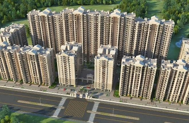 Project Image of 995.0 - 1644.0 Sq.ft 2 BHK Apartment for buy in Adarsh Mantra Meadows