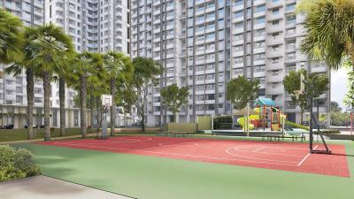 Project Image of 504.0 - 521.0 Sq.ft 2 BHK Apartment for buy in Raunak City Sector IV D10