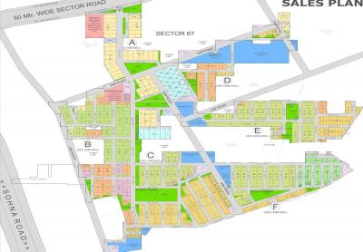 217 Sq.ft Residential Plot for Sale in Sector 67, Gurgaon