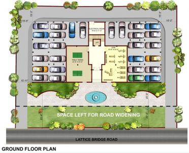 Gallery Cover Image of 2100 Sq.ft 4 BHK Apartment for rent in Thiruvanmiyur for 70000