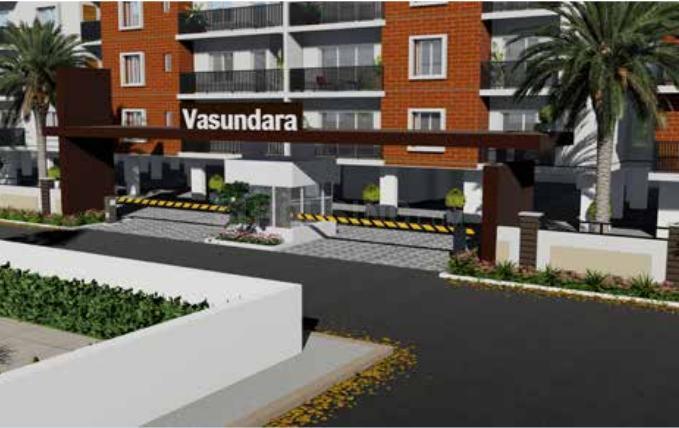 Project Image of 1175.0 - 1845.0 Sq.ft 2 BHK Apartment for buy in Vara Vasundara