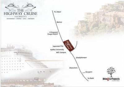 Dhingra Projects Highway Cruise