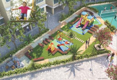 Gallery Cover Image of 615 Sq.ft 1 BHK Apartment for buy in Ashiana Panvel Pride, Kewale for 2950000