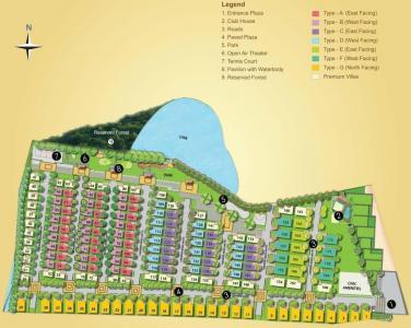 Residential Lands for Sale in Aisshwarya Samskruthi Plots