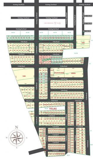 Project Image of 931.0 - 3150.0 Sq.ft Residential Plot Plot for buy in Premier Fortune Residency