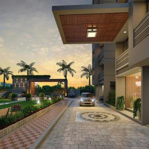 Project Image of 0 - 761 Sq.ft 1 BHK Apartment for buy in Orchid Infinity