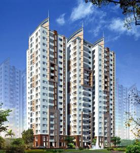 Gallery Cover Image of 2540 Sq.ft 3 BHK Apartment for rent in Kokapet for 42000