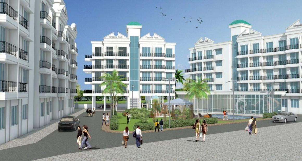 Project Image of 149.3 - 369.09 Sq.ft 1 RK Apartment for buy in Dreamz Park