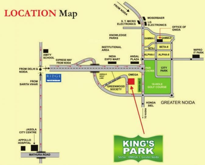Project Image of 1035.0 - 1500.0 Sq.ft 2 BHK Apartment for buy in Today Homes Kings Park