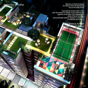 Project Image of 1382 Sq.ft 3 BHK Apartment for buyin Rajarhat for 6600000
