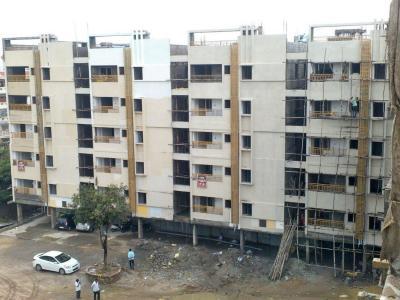 Gallery Cover Image of 1348 Sq.ft 3 BHK Apartment for rent in Himagiri Pottapus Hima Sai Srinidhim, Attapur for 30000