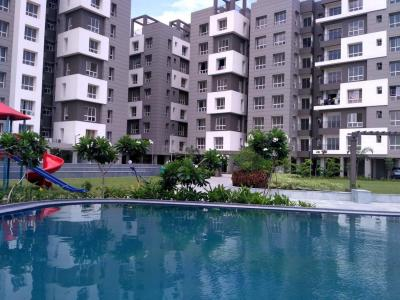 Gallery Cover Image of 2200 Sq.ft 3 BHK Apartment for rent in Riya Manbhari Greens, Bankra for 22000