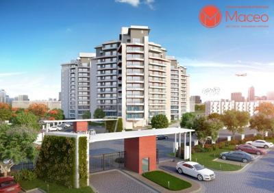 Project Image of 1862.0 - 5092.0 Sq.ft 3 BHK Apartment for buy in Anant Raj Maceo