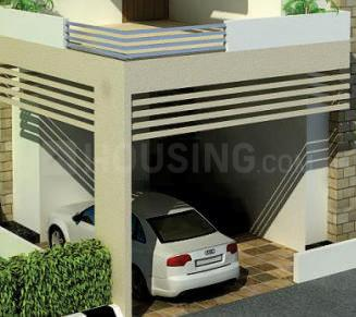 Gallery Cover Image of 820 Sq.ft 1 BHK Independent House for buy in Palm Greens, Noida Extension for 2300000