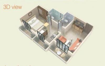 Project Image of 0 - 475 Sq.ft 1 BHK Apartment for buy in GM Sai Ashish