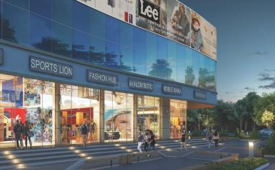 Project Image of 567.0 - 1372.0 Sq.ft 1 BHK Apartment for buy in Eros Kundan Junction