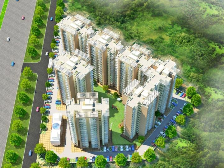 Project Image of 318.0 - 467.0 Sq.ft 1 BHK Apartment for buy in KSHITIJ RAMSONS