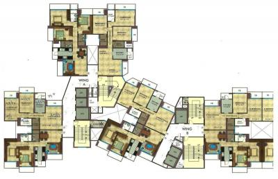 Project Image of 674.0 - 908.0 Sq.ft 2 BHK Apartment for buy in RNA Exotica Apartment