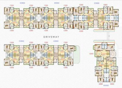 Project Image of 640 - 1513 Sq.ft 1 BHK Apartment for buy in Sai Nest