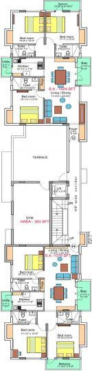 Project Image of 659.0 - 986.0 Sq.ft 2 BHK Apartment for buy in Nu Kulasekharam