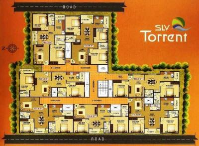 Project Image of 1020 - 1350 Sq.ft 2 BHK Apartment for buy in SLV Torrent