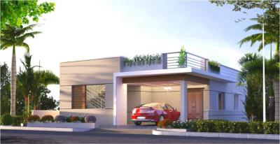 Project Image of 1030 - 1155 Sq.ft 2 BHK Row House for buy in Chandra Highway Smart City