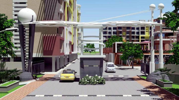 Project Image of 990 - 1323 Sq.ft 2 BHK Apartment for buy in Alark Residency