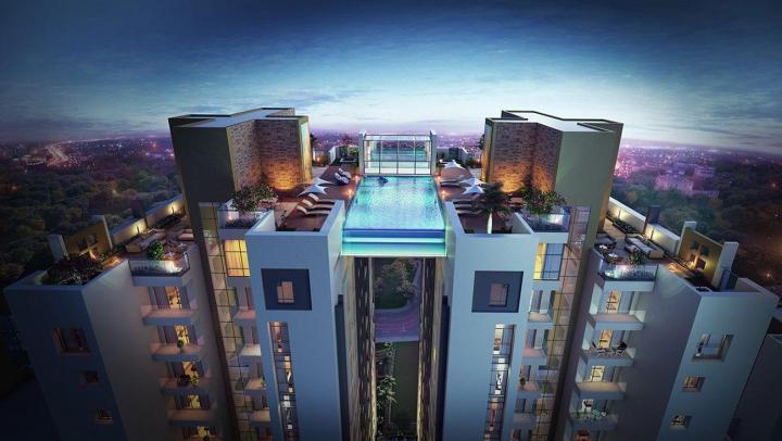 Project Image of 952.0 - 1564.0 Sq.ft 2 BHK Apartment for buy in Ganguly 4 Sight Grand Castle