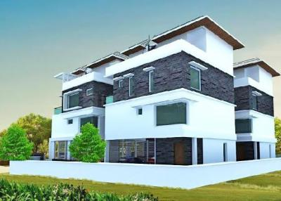 Project Image of 0 - 7000 Sq.ft 4 BHK Villa for buy in Pavani Manor