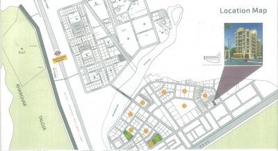 श्री वचरज कृष्ण दर्शन में खरीदने के लिए 205 - 514 Sq.ft 1 RK अपार्टमेंट प्रोजेक्ट  की तस्वीर