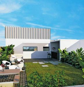 Gallery Cover Image of 3200 Sq.ft 3 BHK Independent House for rent in Axis Estrella Terraces, Hulimavu for 90000